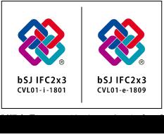 IFC検定のロゴマーク